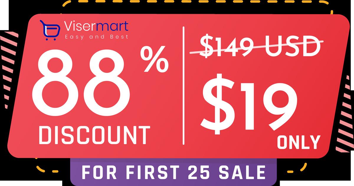 ViserMart - Ecommerce Shopping Platform - 1